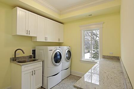 Incorporate These Design Trends to Increase Style and Functionality in Your Laundry Room
