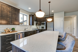 Interior Lighting Over Kitchen Island.jpg