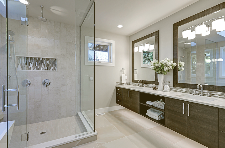 Top Bathroom Design Trends Of The Season - Top bathroom remodels