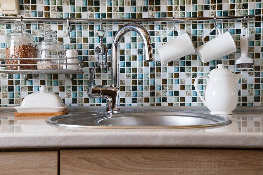 Add Dimension to Your Home With Creative Tile Placement
