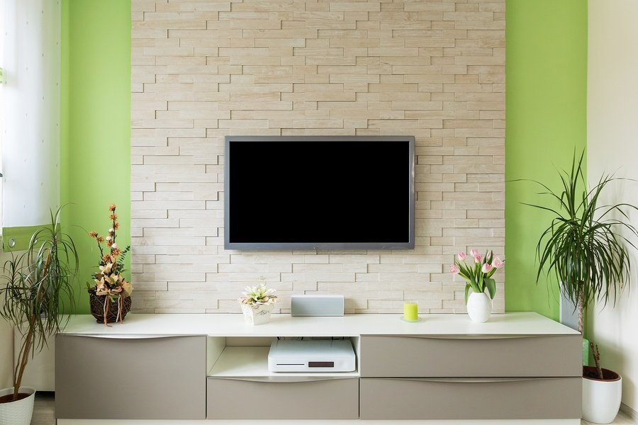 Achieve the Perfect TV Height with These Tips