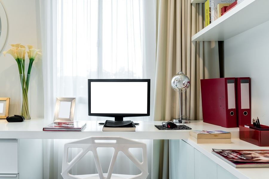 Revive Your Home Office With These Tips
