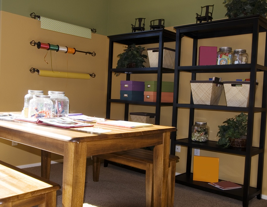 Create a Fun Craft Room to Get Your Creative Juices Flowing