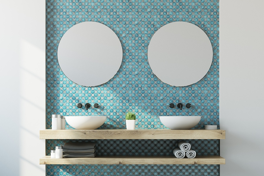 Add Color to Your Bathroom with These Tips