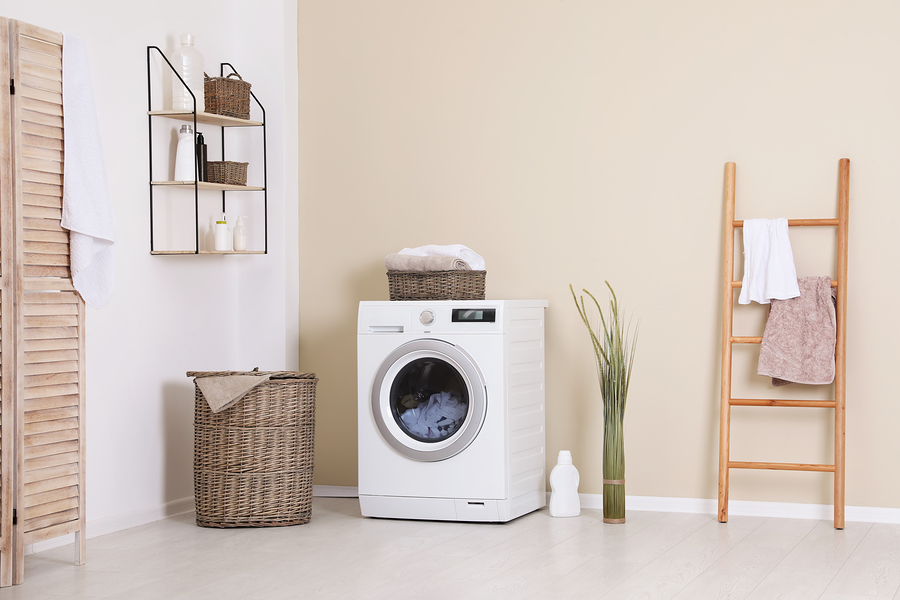 Organize Your Laundry Room to Maximize Functionality and Add Style
