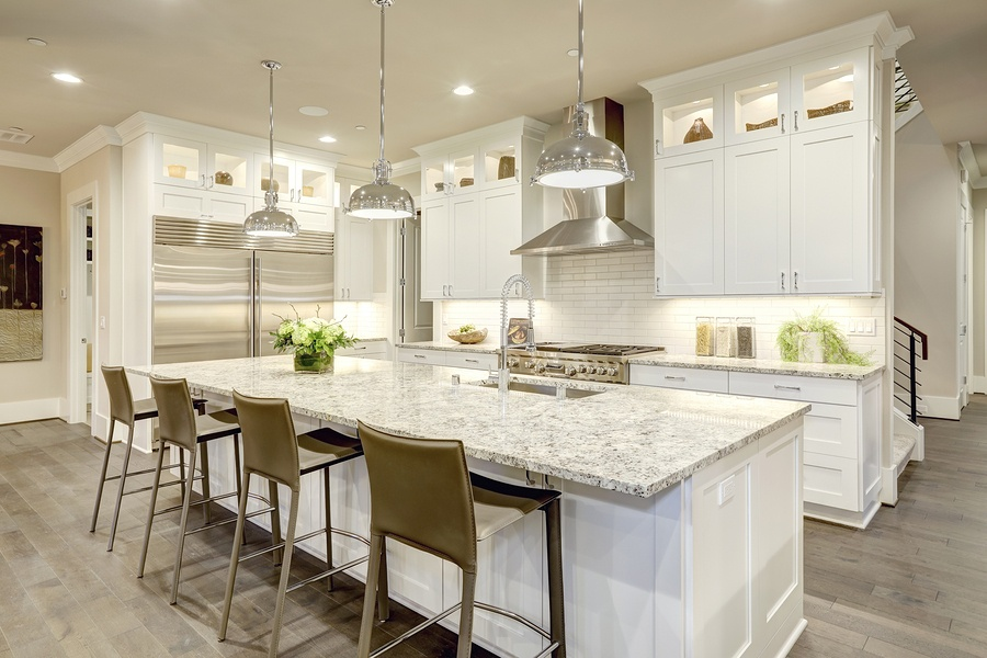 bigstock-White-Kitchen-Design-In-New-Lu-165494126