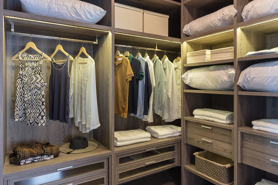Create the Perfect Walk-in Closet With These Tips