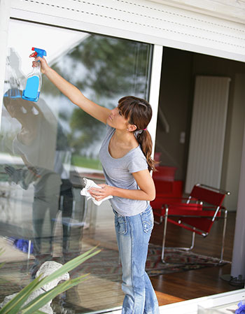 Outdoor Window Cleaning