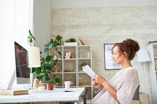 Increase Efficiency with These Home Office Necessities